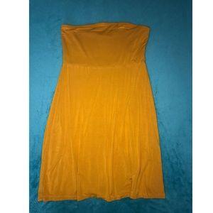 Strapless Dress!!!